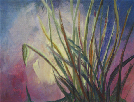 Marsh Grass Series #8