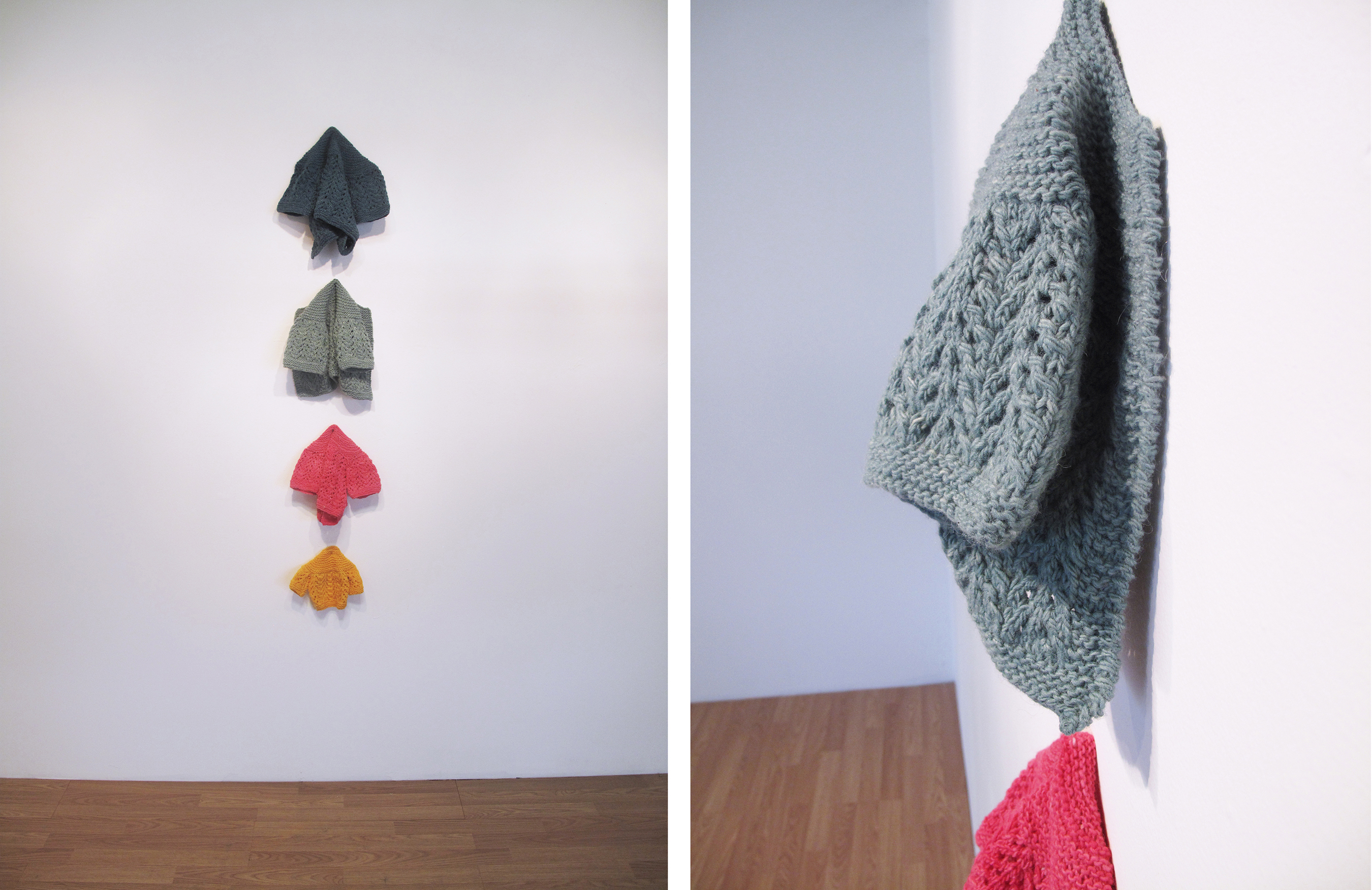 Family Tree, 2013 (Wool)