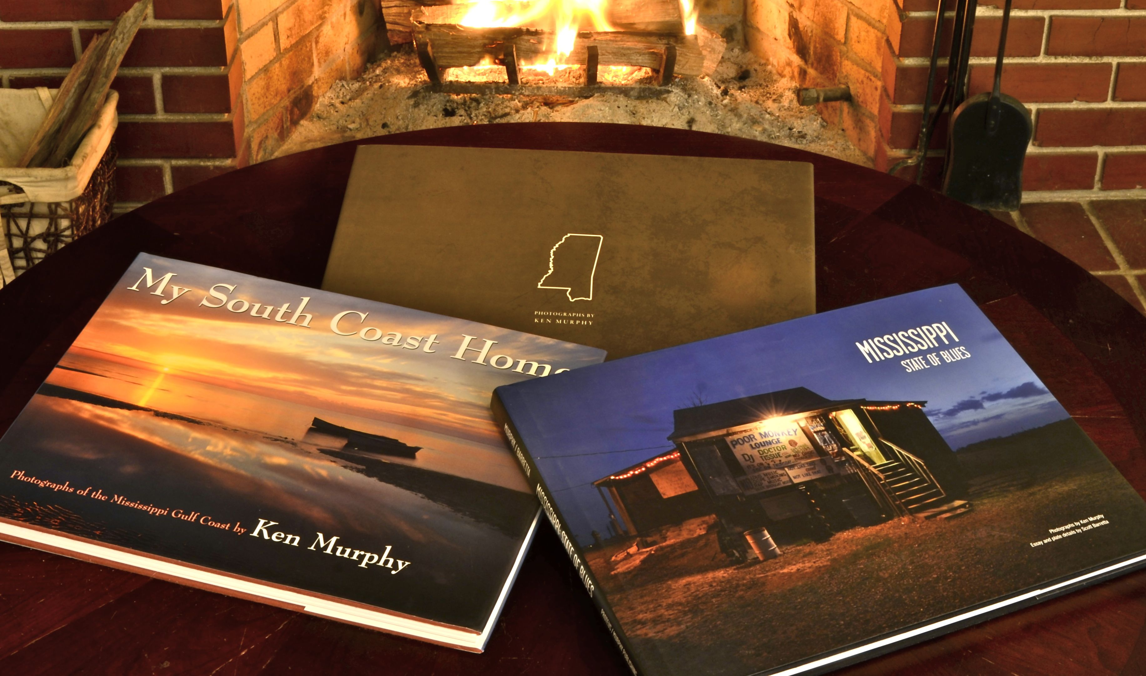 Books by Ken Murphy